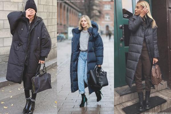 Zima nam donosi veliki povratak duge puf jakne