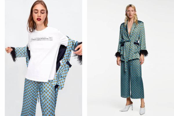 Nova Kolekcija Zara Jesenzima 20182019 Grazia Srbija